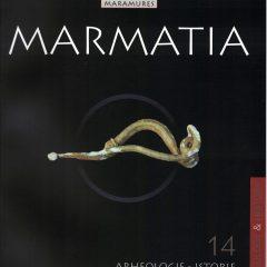Marmatia 14 Arheologie – Istorie, Baia Mare, 2017