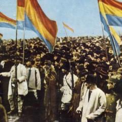"""Expoziţie foto-documentară """"Memoria istoriei. 1 Decembrie 1918"""""""