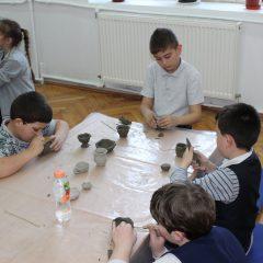 """Programul educațional ,,Muzeul Viu"""" 04.04.2019"""