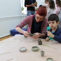 """Programul educaţional ,,Muzeul Viu"""" 22.05.2019"""