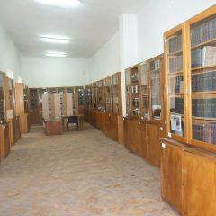 Conservarea preventivă în depozitul de carte veche