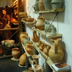 Ceramica dacică. Producţie şi utilitate