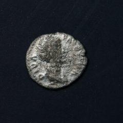 Denarius roman Faustina I