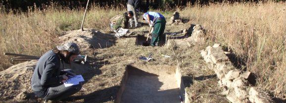 O nouă campanie de cercetări arheologice la Oarța de Sus – Măgura.
