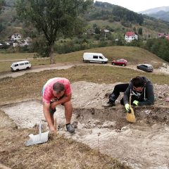 Primele dovezi arheologice ale prezenței armatei romane în Maramureș