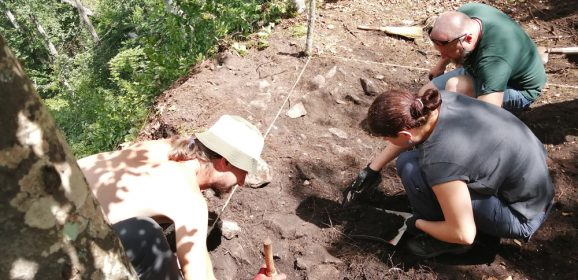 A doua campanie de săpături arheologice la fortificația medievală de la Sălnița – Custura Cetățelei (Maramureș)