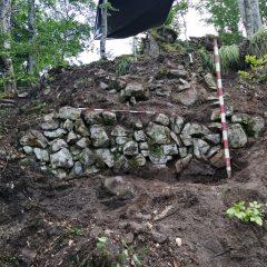 Noi cercetări arheologice la Sălnița – Custura Cetățele