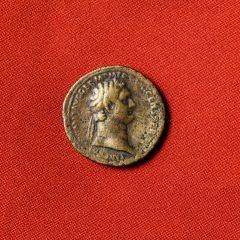 Sestertius roman Domitianus