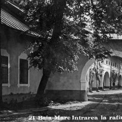 Staţia de afinare a aurului şi argintului din Baia Mare (1923-1967)