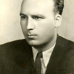 20 iunie 2020. 93 de ani de la nașterea prof. dr. Aurel Socolan (1927-2010)
