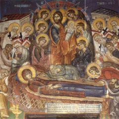 Program cu ocazia marelui praznic Adormirea Maicii Domnului