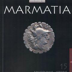 Marmatia 15 Arheologie – Istorie, Baia Mare, 2018