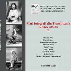 O nouă apariție editorială a Muzeului Județean de Istorie și Arheologie Maramureș