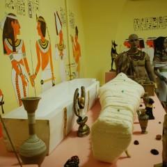 În căutarea nemuririi. Comori ascunse ale Egiptului antic