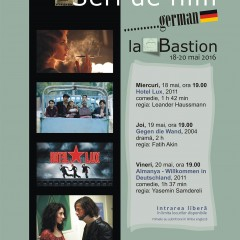 Seri de film German