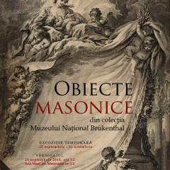 Obiecte masonice din colecţia Muzeului Naţional Brukenthal