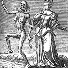 Dansuri macabre și sfinți protectori