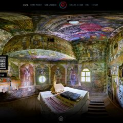 Biserici de lemn din Ţara Lăpuşului. Tururi virtuale